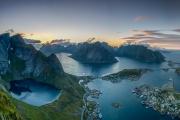 Reinebringen, Norwegen